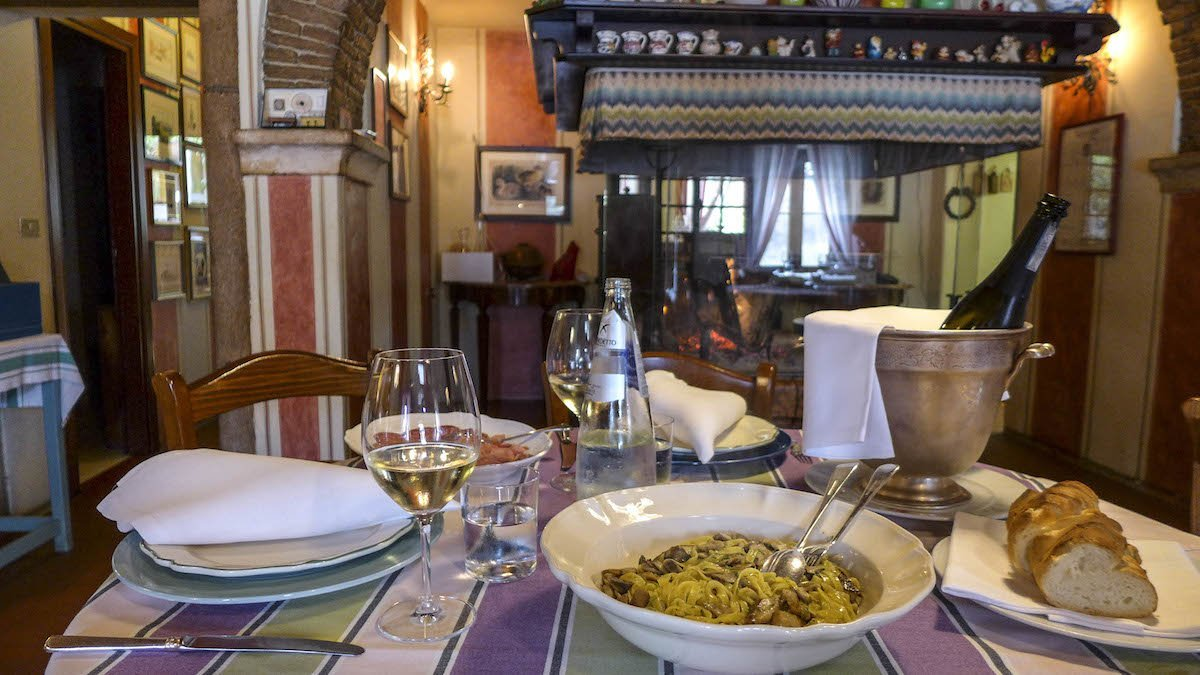 Osteria al Castelletto da Clemi (TV) — Veneto Secrets