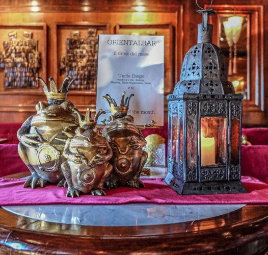 Oriental Bar, Hotel Metropole (VE)