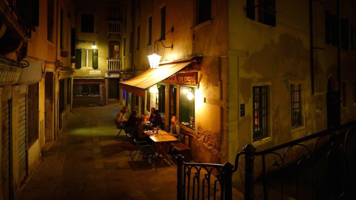 La Zucca (VE) — Veneto Secrets