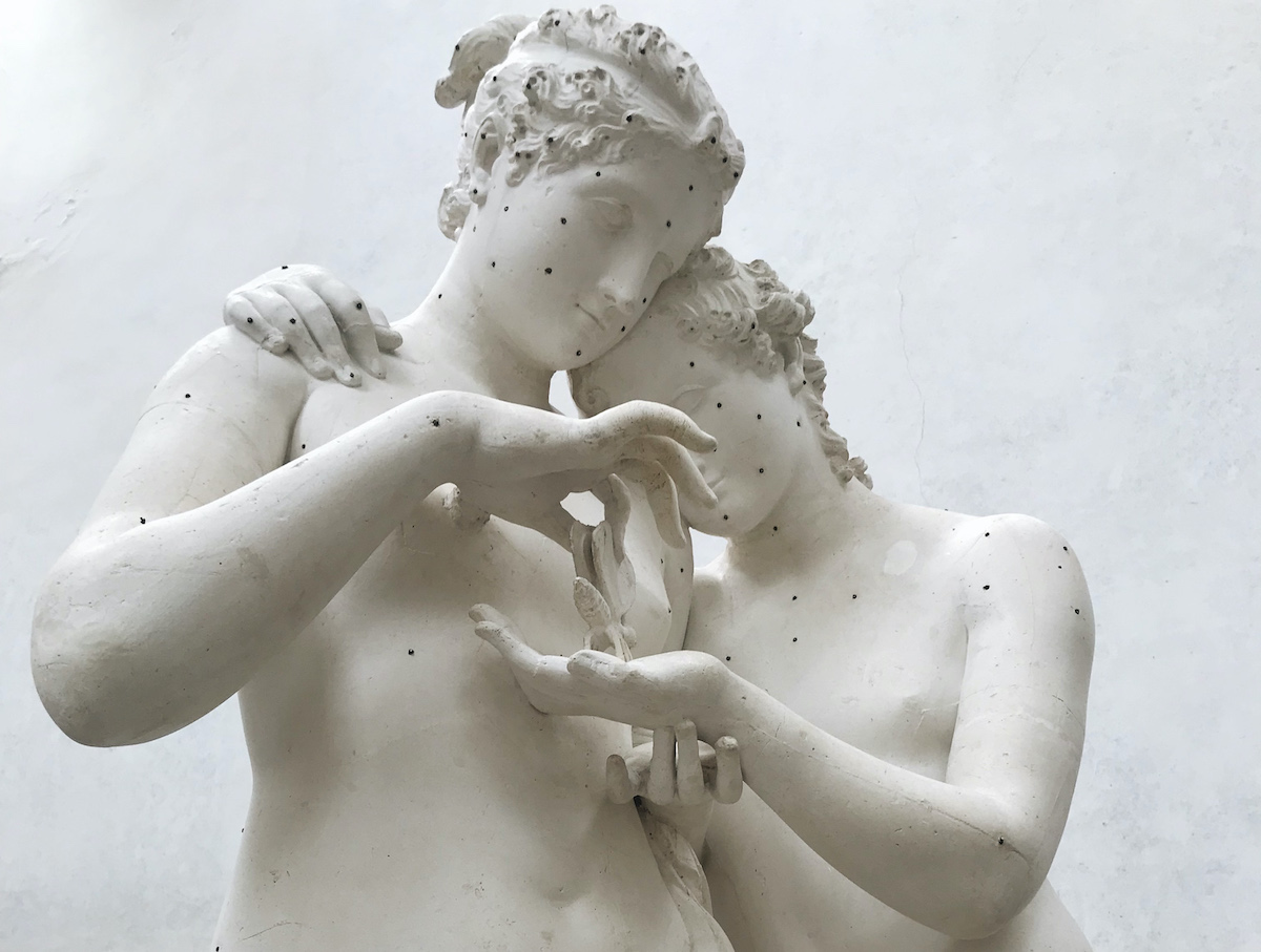 """I segreti dei """"due"""" Amore e Psiche di Antonio Canova — Veneto Secrets"""