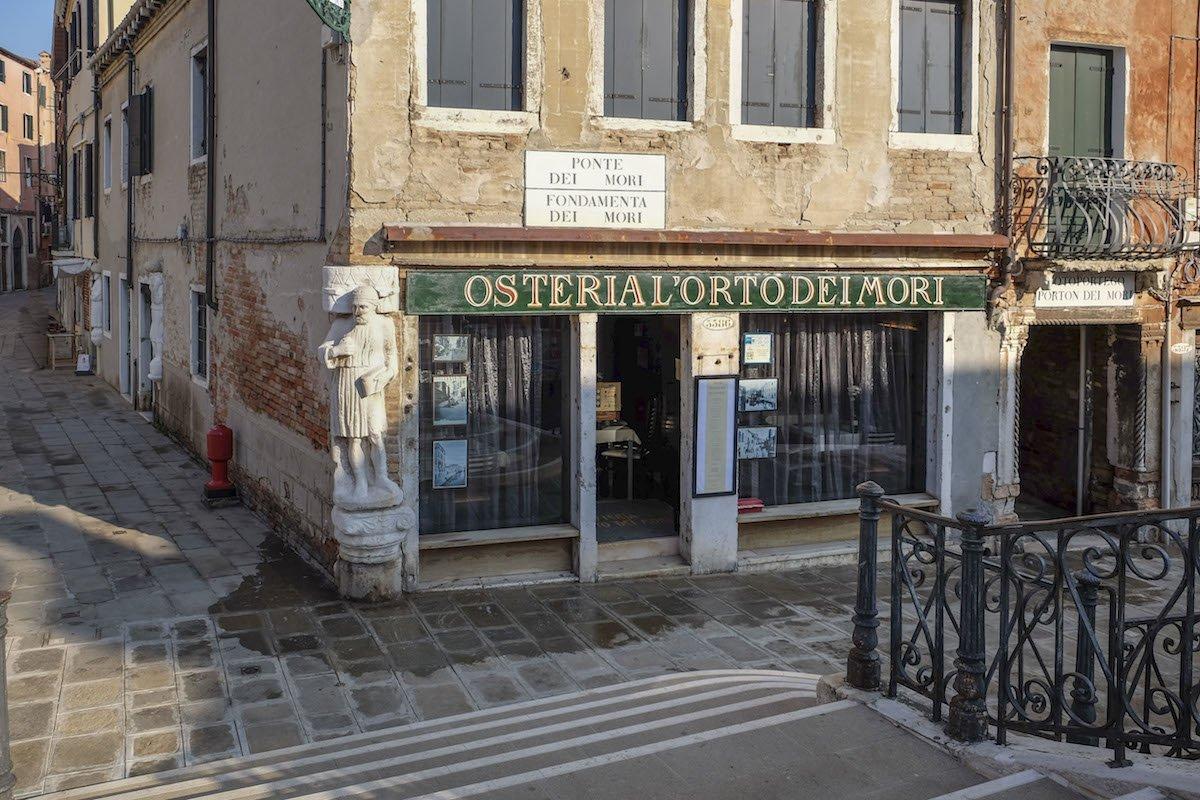 Osteria l'Orto dei Mori (VE) — Veneto Secrets