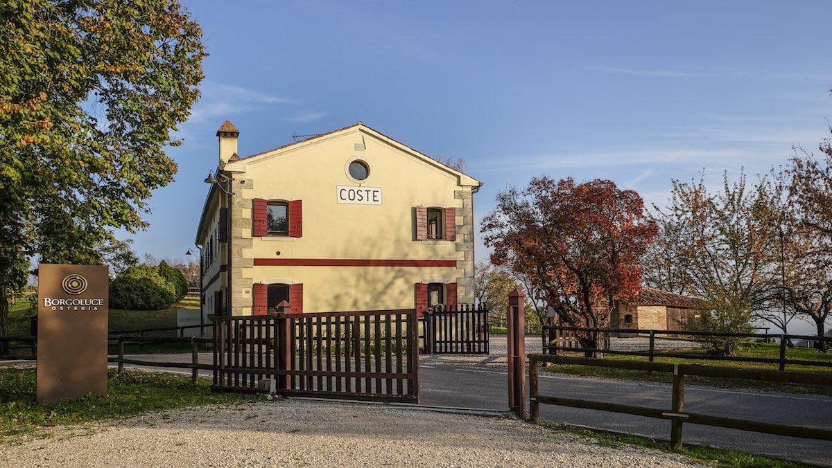 Osteria Borgoluce (TV) — Veneto Secrets