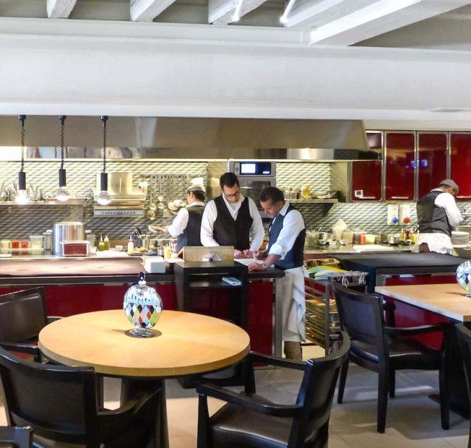 Ristoranti con cucina a vista - Veneto Secrets