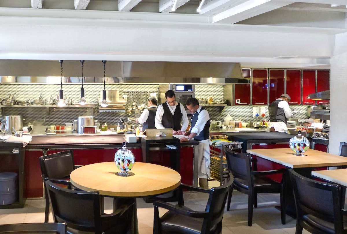 Ristoranti con cucina a vista: è showtime! — Veneto Secrets