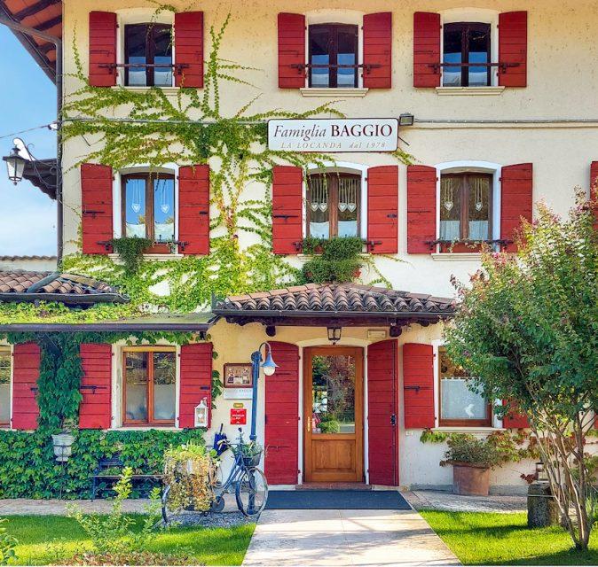 Locanda Baggio Veneto Secrets