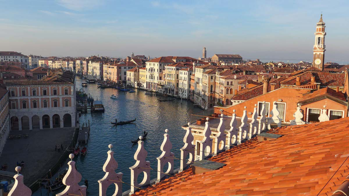 Amo, T Fondaco di Tedeschi by DFS — Veneto Secrets