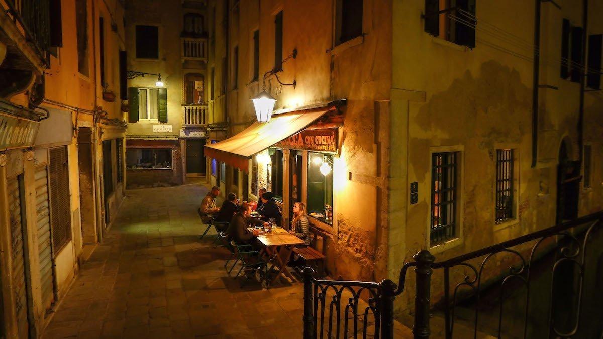 Ristoranti (ni) romantici a Venezia — Veneto Secrets