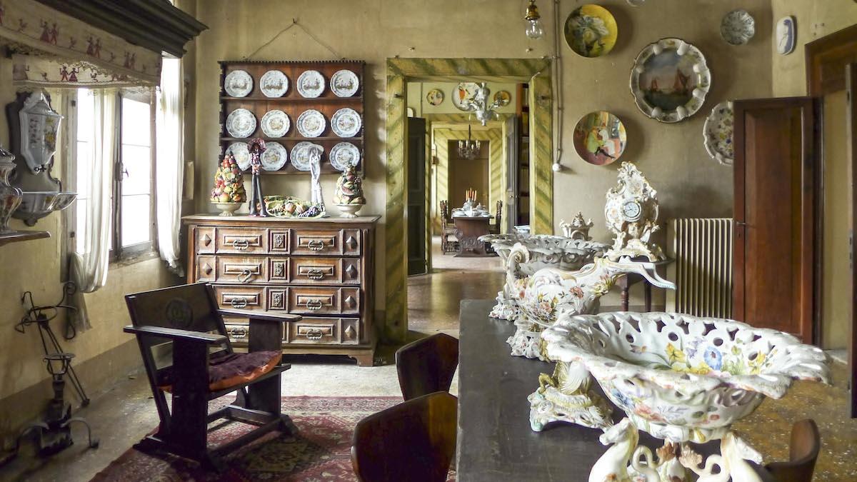 Ceramiche Barettoni (VI) — Veneto Secrets