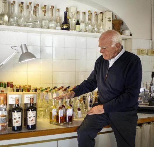 Capovilla Distillati (VI) — Veneto Secrets