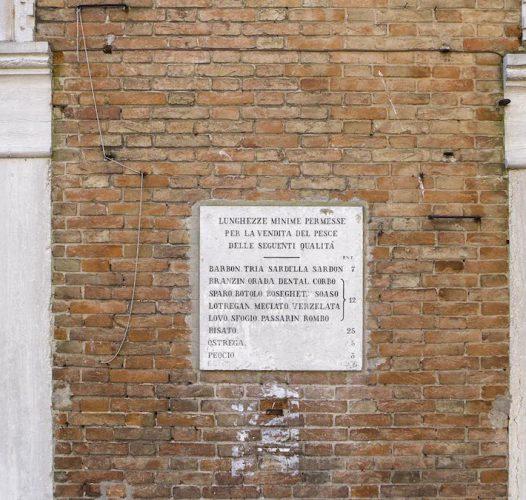 Il Mercato di Rialto a Venezia