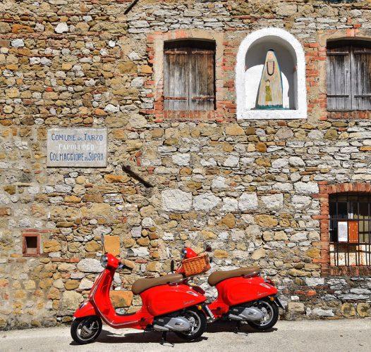 Il Veneto…in Vespa Rent (TV)