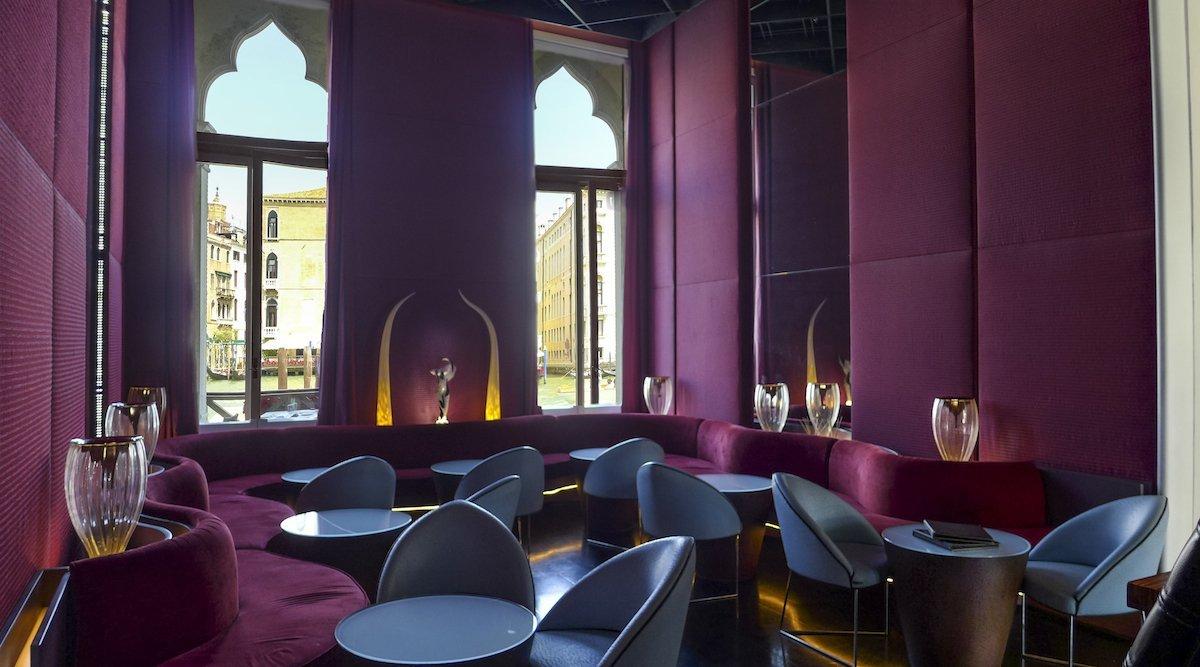Antinoo's Lounge & Restaurant (VE) — Veneto Secrets