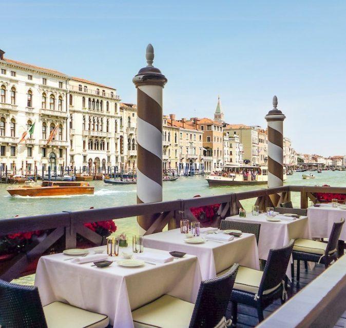 Antinoo's Lounge & Restaurant - Veneto Secrets