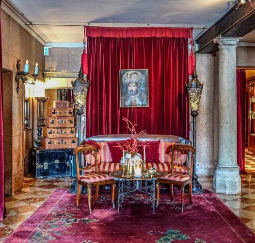 Oriental Bar, Metropole Hotel (VE) — Veneto Secrets