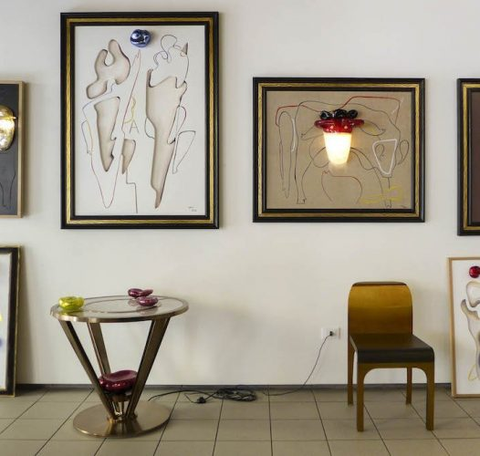 Aristide Najean, Glass Artist (VE)