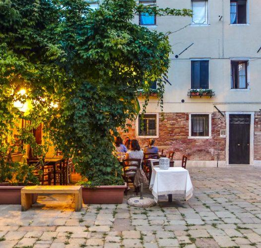 Osteria alla Frasca (VE) — Veneto Secrets