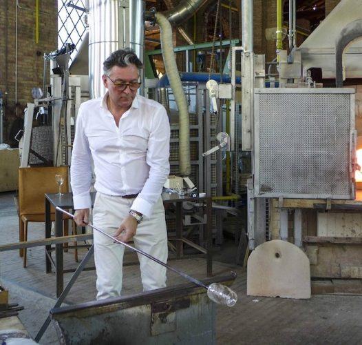 Aristide Najean, Artista del Vetro (VE) — Veneto Secrets