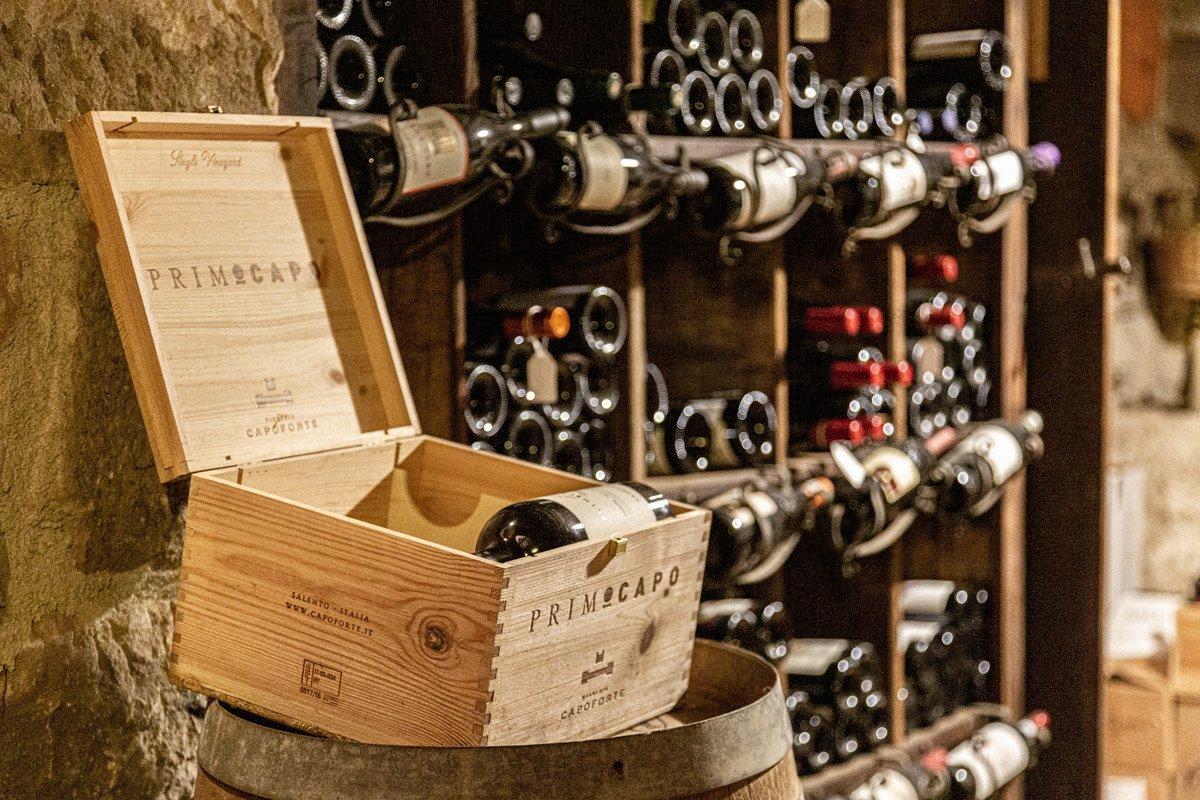 Da Gigetto – Wine Cellar (TV) — Veneto Secrets