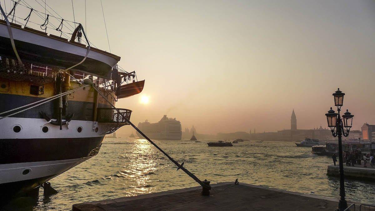 Amerigo Vespucci: i segreti della nave più bella del mondo — Veneto Secrets