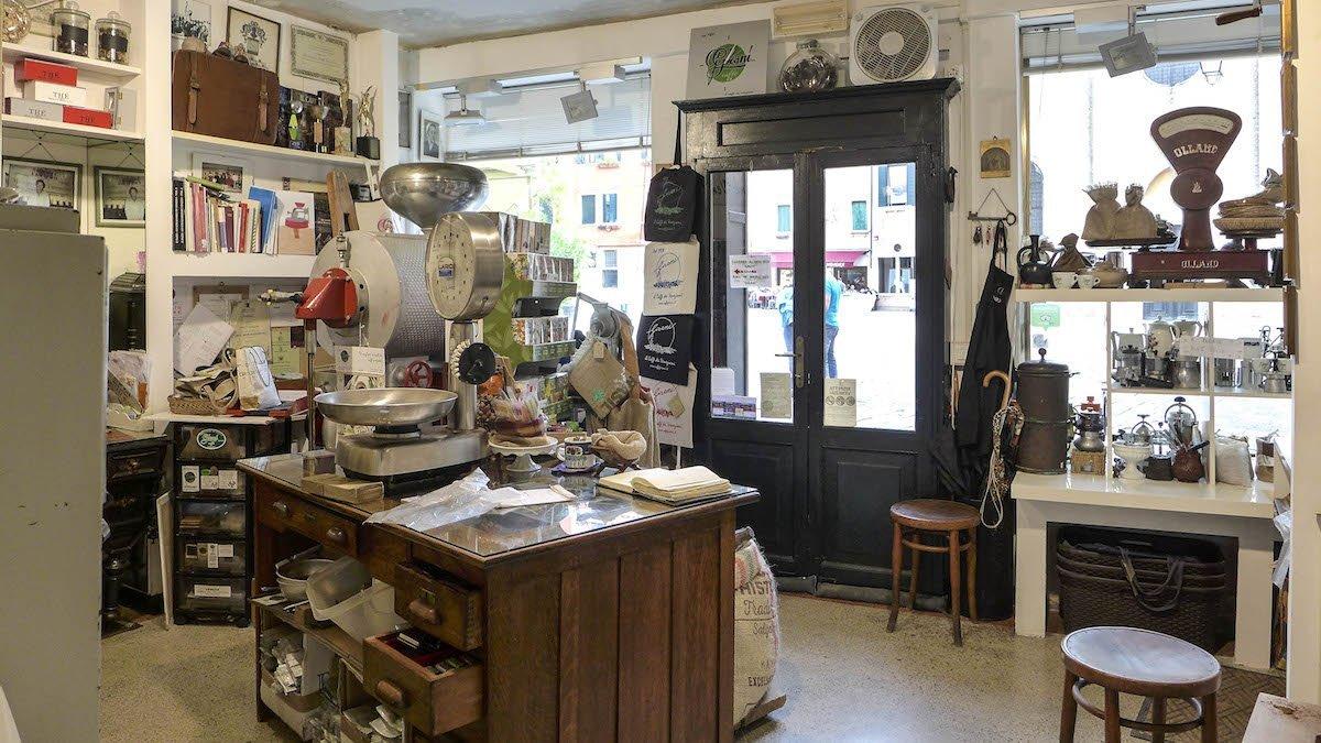 Antica Torrefazione Caffè Girani (VE) — Veneto Secrets