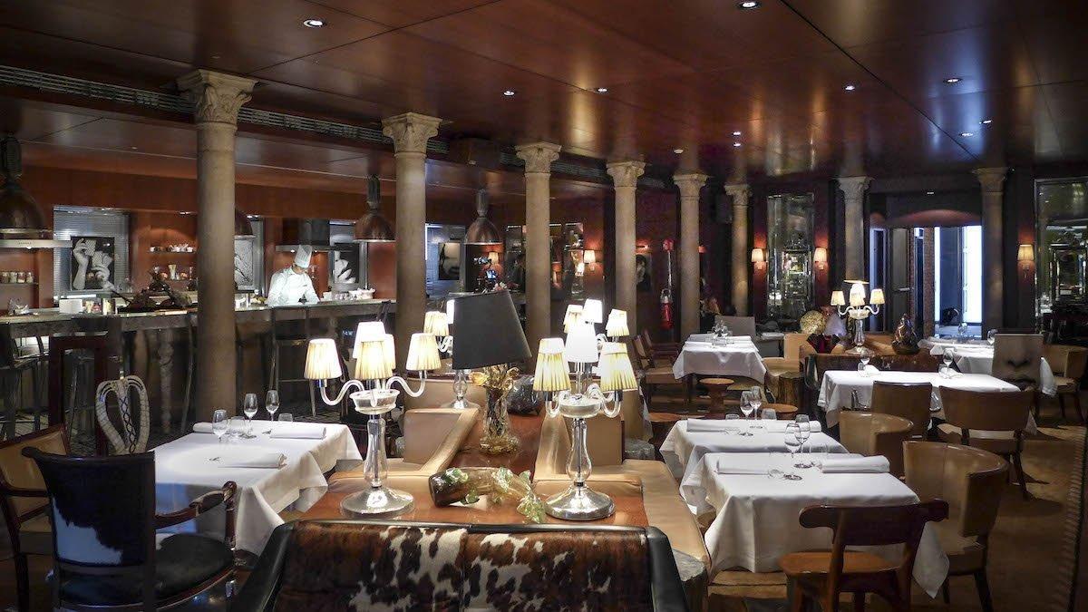 Restaurant e Krug Bar @ Palazzina // Venice by Starck (VE) — Veneto Secrets