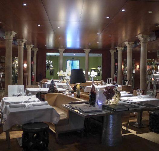 Restaurant e Krug Bar @ Palazzina // Venice by Starck (VE)