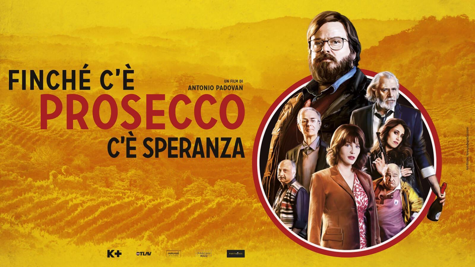 """Prosecco: il tour country-chic ispirato al film """"Finchè c'è Prosecco c'è Speranza"""" — Veneto Secrets"""