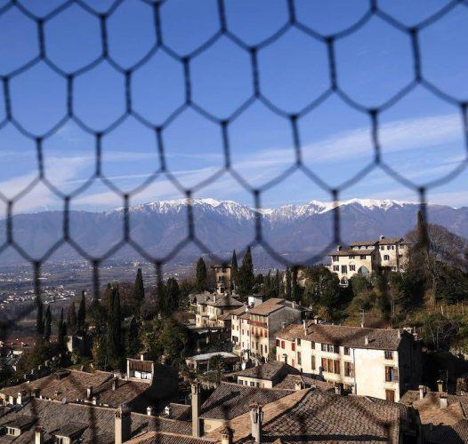 Ad Asolo tra Pop Art e la nuova torre dai cento orizzonti — Veneto Secrets