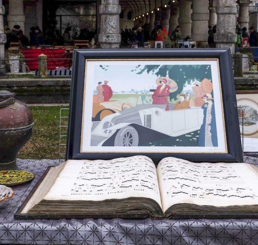 Piazzola sul Brenta: il mercatino più bello del Veneto