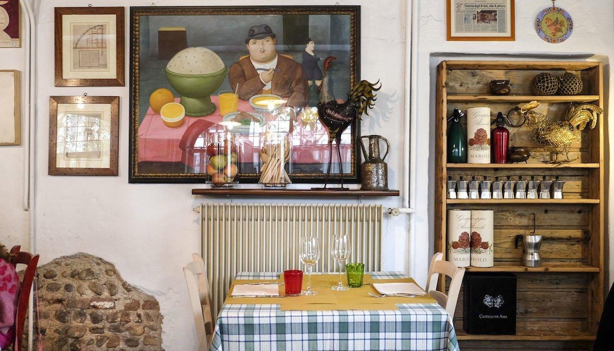 La Taverna degli Artisti (PD) — Veneto Secrets
