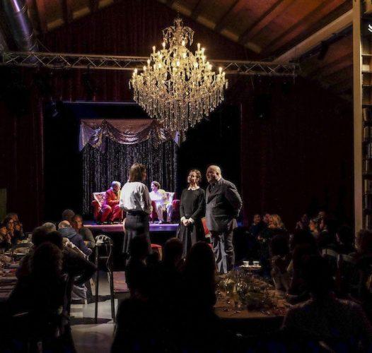 Teatro del Pane: passione per cibo e per l'anima