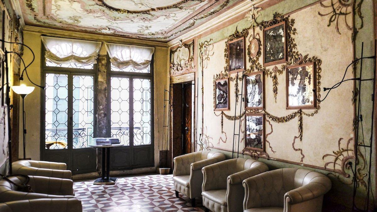 Casino Venier: il divertimento segreto del '700 veneziano — Veneto Secrets