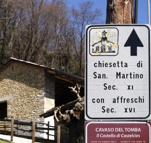 Casavecia, Charming House (TV) — Veneto Secrets