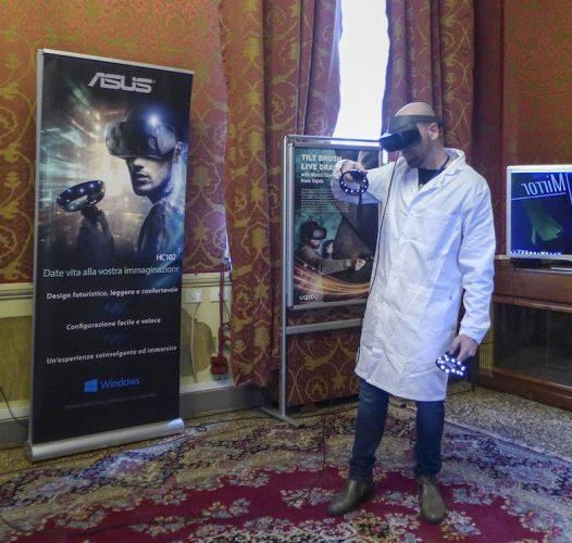 """Realtà Virtuale: dal primo casinò alle mostre """"immersive"""""""