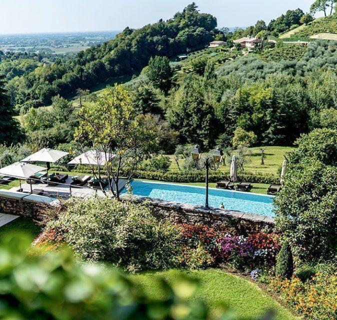 Pool Bar Rosmarino - Hotel Villa Cipriani