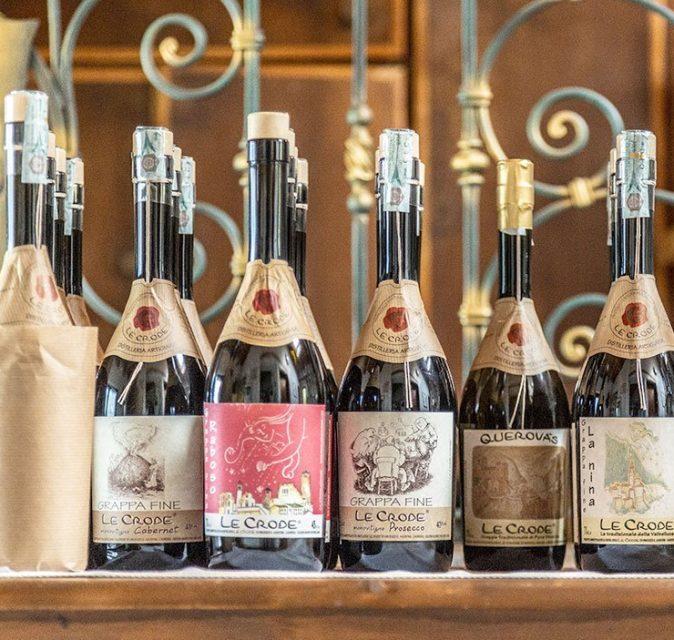 Distilleria Le Crode - Veneto Secrets