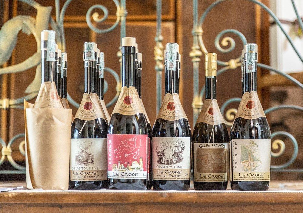 Le Crode Distillery (BL) — Veneto Secrets