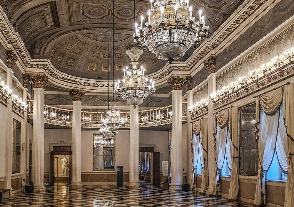 Museo Correr Café and Princess Sissi — Veneto Secrets