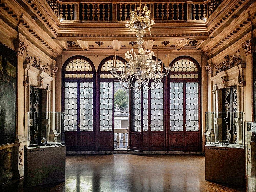 Palazzo Minucci De Carlo, the mysterious residence of the flying spy — Veneto Secrets