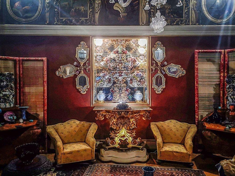 Palazzo Minucci De Carlo, la misteriosa dimora della spia volante — Veneto Secrets