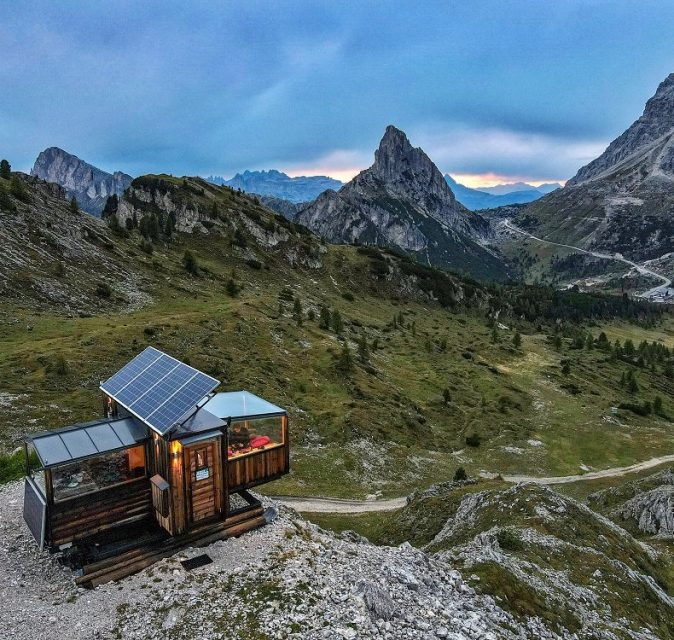 Starlight Room Dolomites 360 - Veneto Secrets