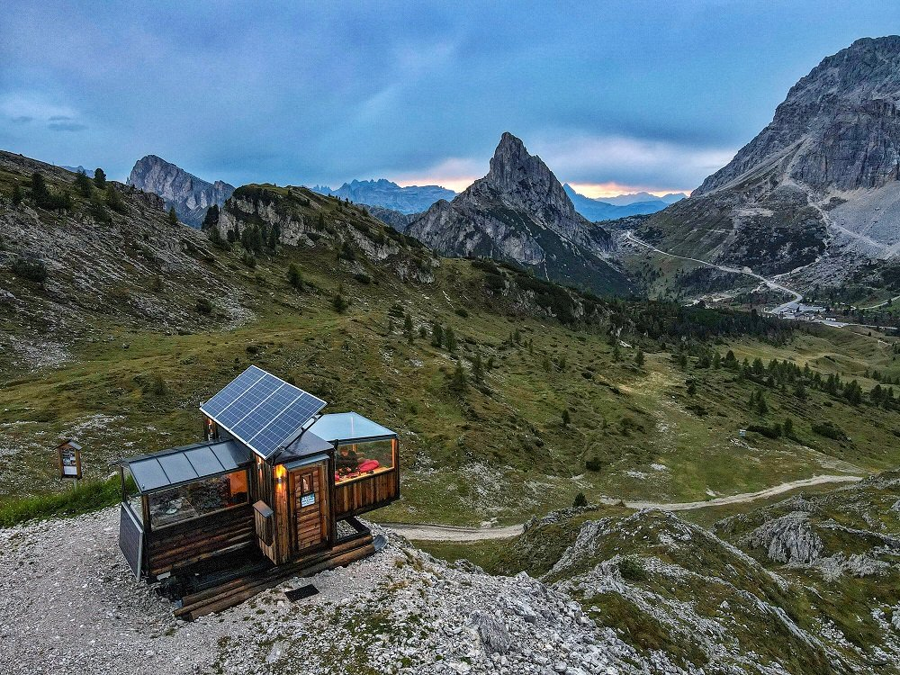 Starlight Room Dolomites 360 (BL) — Veneto Secrets