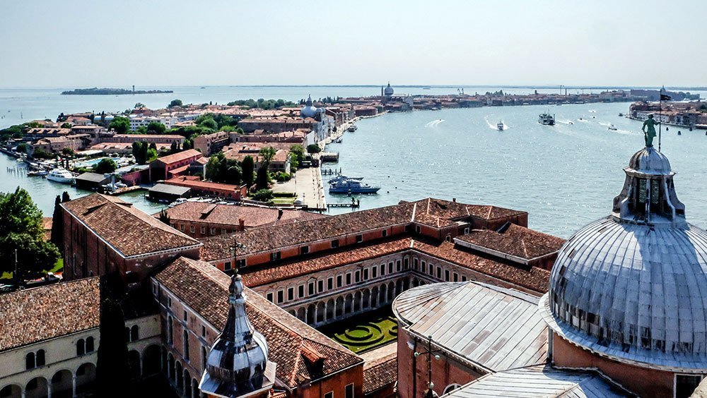 I tesori dell'isola di San Giorgio a Venezia — Veneto Secrets