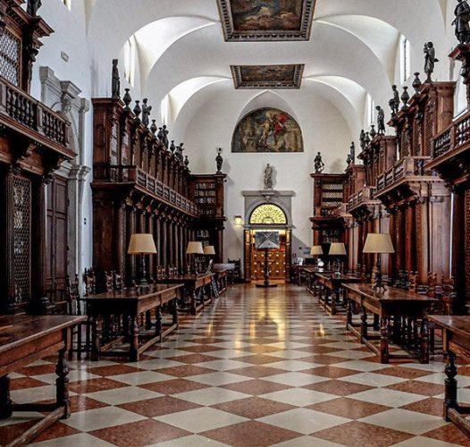 The treasures of the Island of San Giorgio in Venice — Veneto Secrets