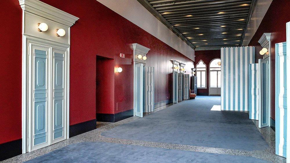 Adriatica e Bar @ Il Palazzo Experimental (VE) — Veneto Secrets