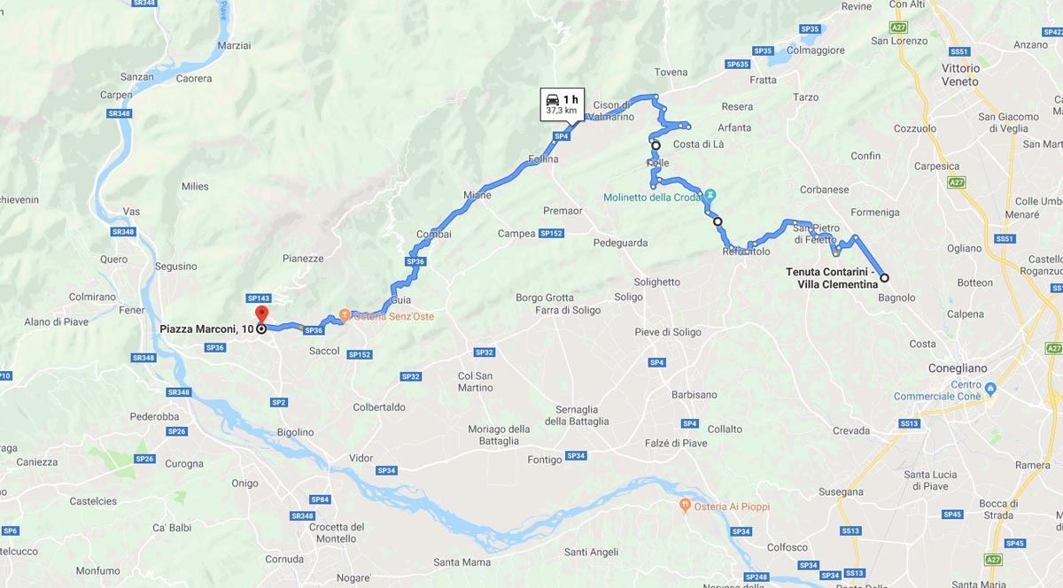 Prosecco by bike: a magical journey among charming wineries and traditional osterias — Veneto Secrets