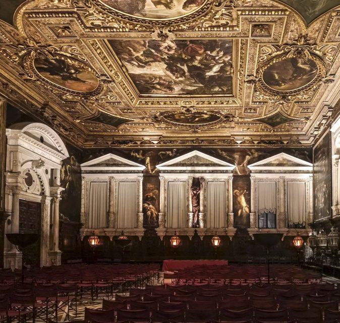 Scuola di San Rocco - Veneto Secrets