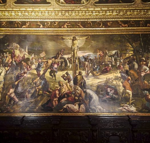 """Quando la magia della luce incontra """"il"""" capolavoro di Tintoretto"""
