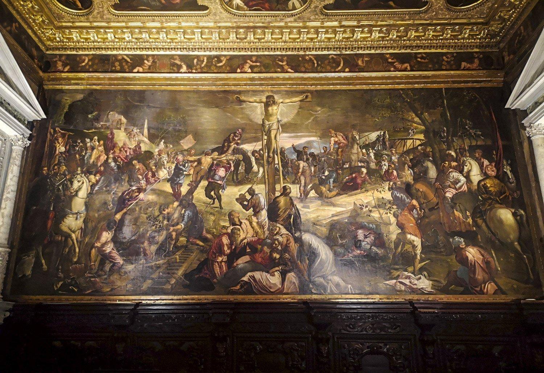 """Quando la magia della luce incontra """"il"""" capolavoro di Tintoretto — Veneto Secrets"""