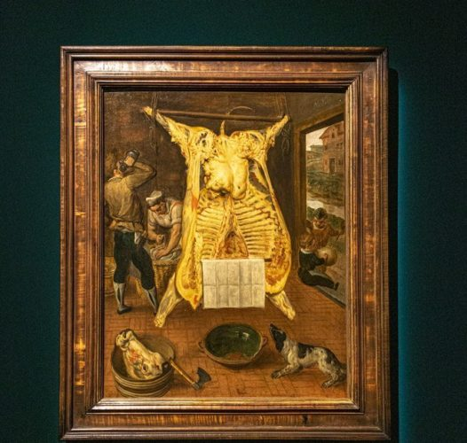 "NEW! ""Strike a Pose"", the most beautiful Vanitas in the world exhibited in Treviso till 27/09"